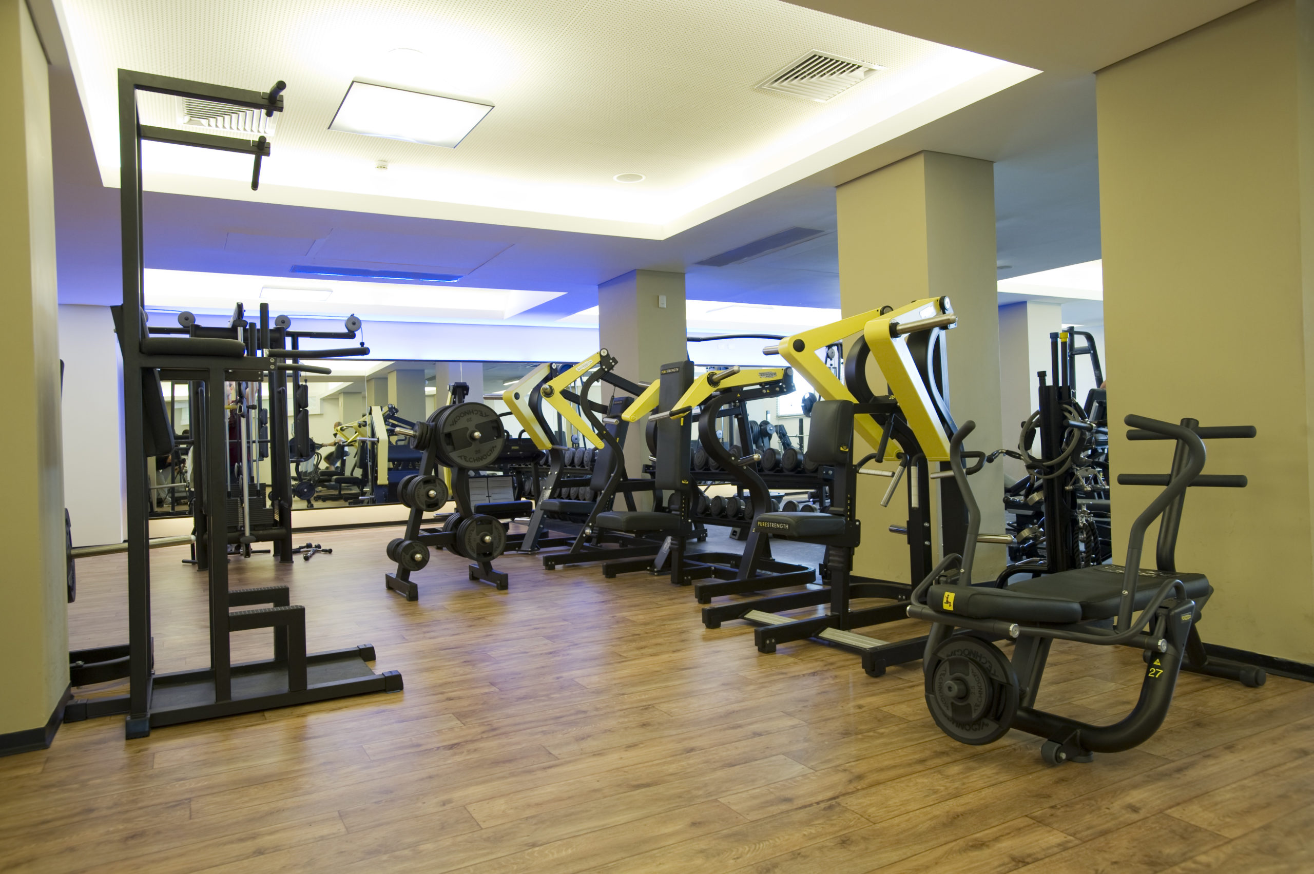 Gordon pool health club Tel aviv